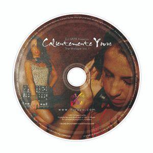 Calientemente Yours, The Mixtape vol. 1