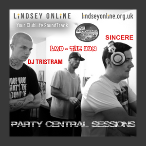 Party Central Sessions - Functional Bass Collective - 290813