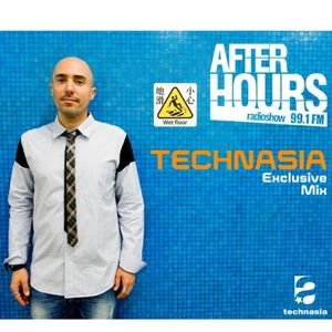 Technasia Pres. Central on Afterhours Radio Show 99.1 FM - 05.06.10