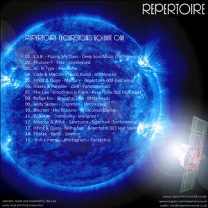 repertoire excursions vol 1