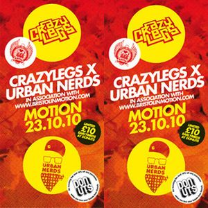 Ordio Kid's Urban Nerds x Crazy Legs Promo Mix