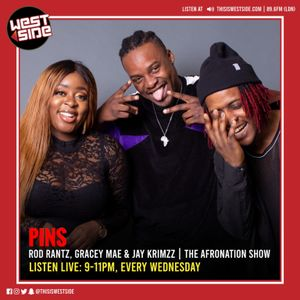 The AfroNation Show |18.12.19| Exclusive Interview with Pins