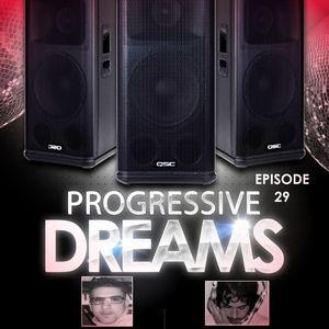 Hypnotic Progressions - Progressive Dreams 29 @ Tribal Mixes Radio (08-24-12)