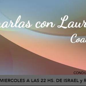 CHARLAS con LAURA- Programa 14 17.10.2018