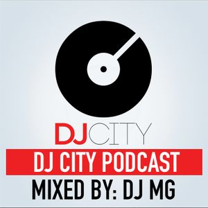 DJ City Podcast 17 07 2017 - DJ MG by djmgmusic | Mixcloud