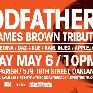 Applejac - Live at The Godfather 2011