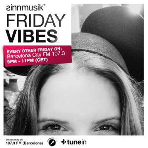 sinnmusik* Friday Vibes Show (15.04.2016 ) - Leon Vynehall, Detroit Swindle, Kyodai & more...
