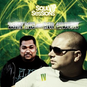 Mr. Brown Soul Sessions Volume 4 Feat. 2Shy MC (UK)