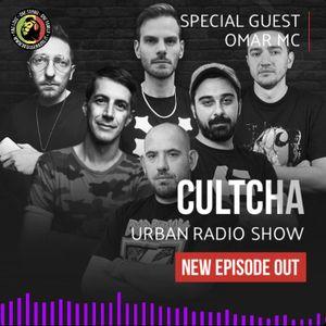 Cultcha Urban Radio Show - Special guest Omar MC outta Dancehall Paradise / Pt.02 - S.12
