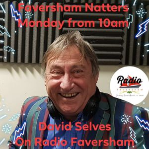 Faversham Natters with David Selves - 25th March 2019
