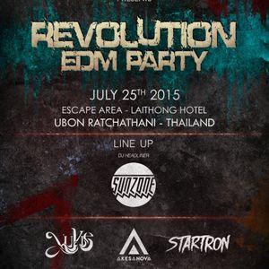 """Escape EDM And Party """"REVOLUTION EDM PARTY"""" EP.2"""