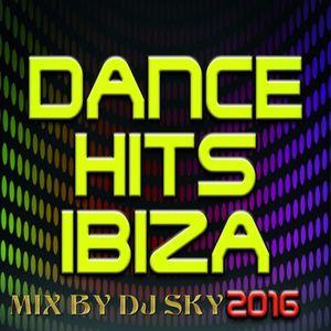 ABIZA DJ DANCE HITS 2016 VOL 1