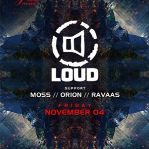Orion Project - Opening for LOUD in Mumbai (Kitty Su) - 04.11.16.