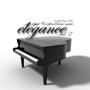 élégance vol. 2 - finest & refined house music mixed by Jorge Valero