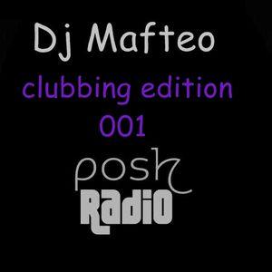 Dj Mafteo  @ Posh Radio 13.05.2010 | Posh Radio