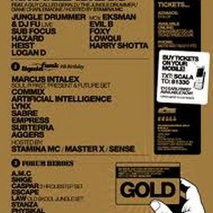 Heist - DnB Arena Gold - Scala - 15 Aug 2008