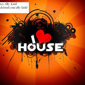 Electro House power mix-Alfred del riego