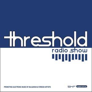 Threshold Radio Show Episode 018 - 16.01.2013