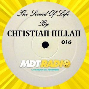 THE SOUND OF LIFE BY CHΓISTIΛΠ ΠILLΛΠ (MDT RADIO)-PROGRAMA 016