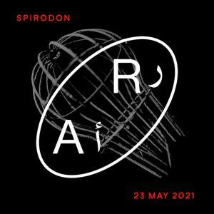 Radio alHara • Spirodon Mix (feat Constellation) • 23 May 2021