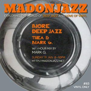 MADONJAZZ #83 - Deep Jazz Sounds