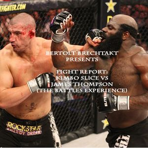 Assignments - Fight Report: Kimbo Slice vs James Thompson (The Battles Experience)