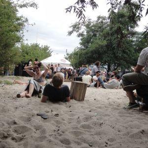 """Axel Bartsch @ Licht und Liebe """"Open Air"""" - Schwarzer Kanal Berlin 04.07.2010 - Paradise FM"""
