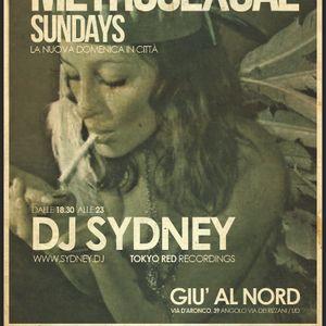 Sydney live @ Metrosexual Sundays