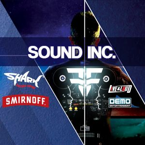 Sound Inc. - Shark & Smirnoff F2F DJ Battle