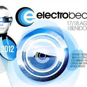 Maceo Plex - Live @ Electrobeach Festival 2012 - 18.08.2012