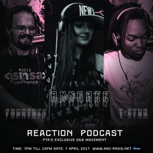 AnnGree - Reaction Podcast guest mix