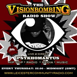 The VisionBombing Radio Show 24/03/16 (Phife Dawg Tribute)