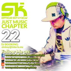 Greg Sin Key - Just Music Chapter 22