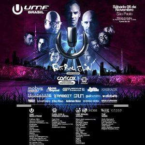 DJ Kelly Holiday - Ultra Music Festival (2013 TOP trance music tracks)