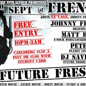 DJ Peter W - Future Fresh Studio Mix