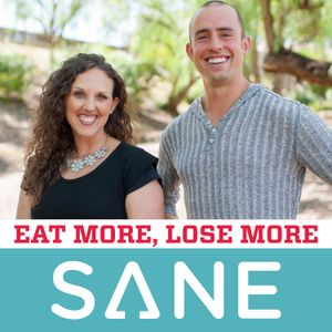 How To Sleep Your Way to Weight Loss #SANE with Jonathan Bailor & April Perry