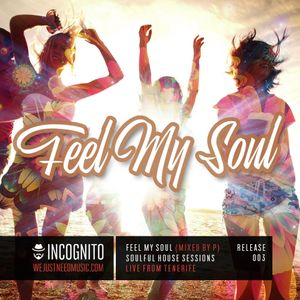 Soulful House @ Tenerife - Feel my Soul (Mixed By P) (003 - 26/03/2016)