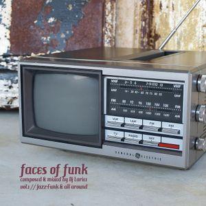 Dj Larie1 - Faces of funk vol.1