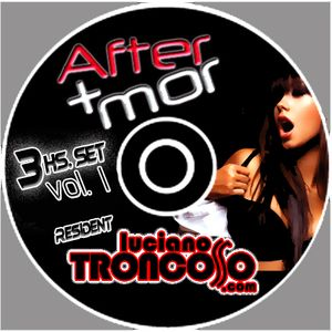 DJ SET +MOR vol. 1@LUCIANO TRONCOSO 3hs. live set