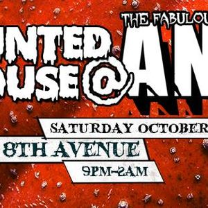 Halloween Party @ The Anza 28/10/2017 9-10pm