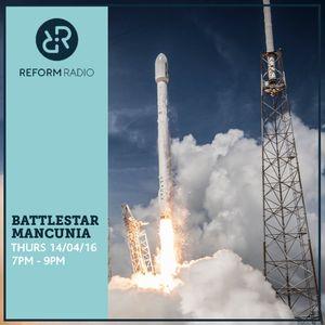 Battlestar Mancunia 14th April 2016