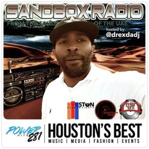 Da Rex Shop on Sand Box Radio June 22nd
