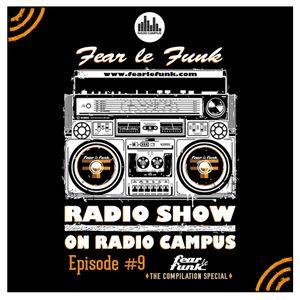Fear le Funk Radio Show on Radio Campus Vienna - Episode #9