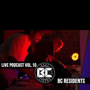 Live Podcast Vol. 10 - Beat Cinema Residents
