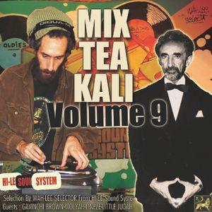 KEEP FOCUS RIDDIM  MIX TEA KALI Volume 10