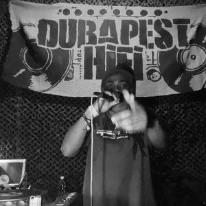 Murray Man - Mellow Vibes Studio Production at Budapest Dub Club PART 1. (17.Feb.2017)