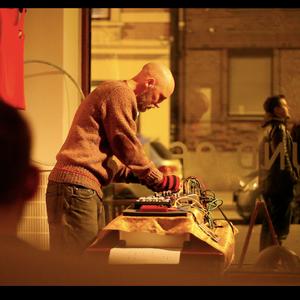 Erikk McKenzie live at Sound of Mu, 26th April 2013