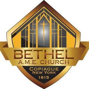 Bethel AME Copiague Sunday Service with Pastor Keith Hayward 9-17-17