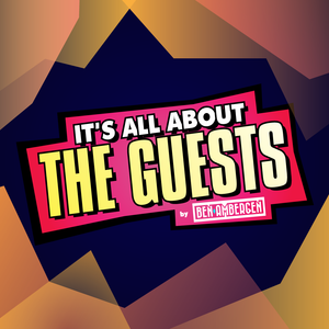 The Guests by Ben Ambergen #001 - Guests: Sick Individuals