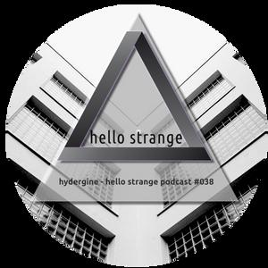 hydergine - hello strange podcast #038